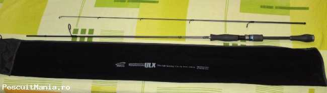 Vand lanseta Cormoran ULX HM40 Graphite 1-9g Ultra light Action 190lei!!!